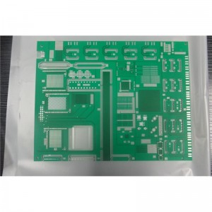 OEM/ODM Supplier Immersion Gold Rigid Flex Pcb - Rigid PCB Complex Outline & Irregular Profile 06-24-15-55-29-2 – ECO-GO