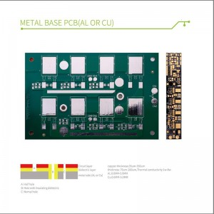 New Combined Laminate PCB L-04