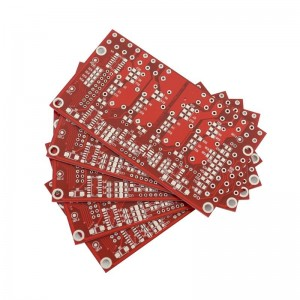 Red Rigid PCB