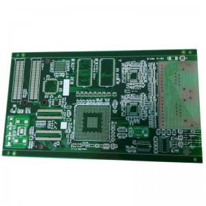 Depth Routng Rigid PCB