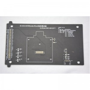 Matt Black PCB rígida