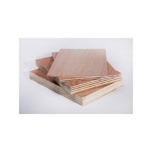 Factory For Red Wbp Light Weight Film Faced Plywood - Commercial plywood – Edlon