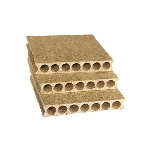 Bottom price 4*8 Feet Marine Plywood - Hollow Core Chipboard – Edlon