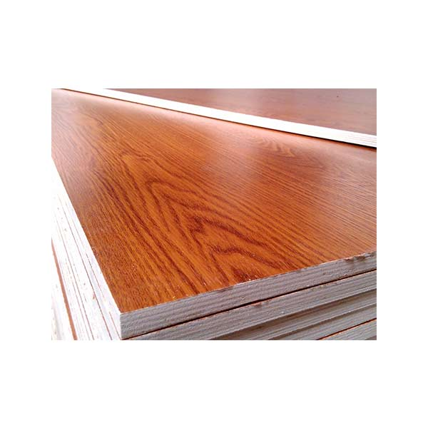 OEM Customized Pencil Cedar Face/Back Commercial Plywood - Melamine-Plywood – Edlon detail pictures