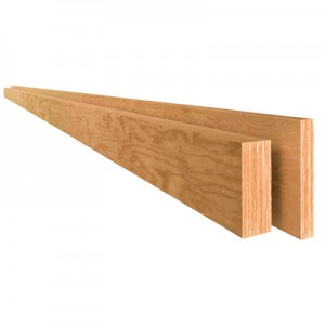 Edlon laminated poplar veneer lumber for indoor wood frames