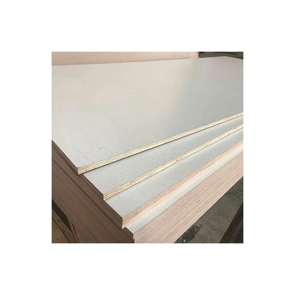 Wholesale 18mm Okoume Plywood Board - HPL-Laminate – Edlon detail pictures