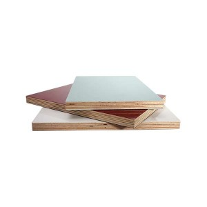 Original Factory Film Coated Plywood - Acrylic-Laminate – Edlon