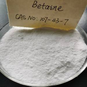 Feed Grade Betaine Anhydrous 96% Factory