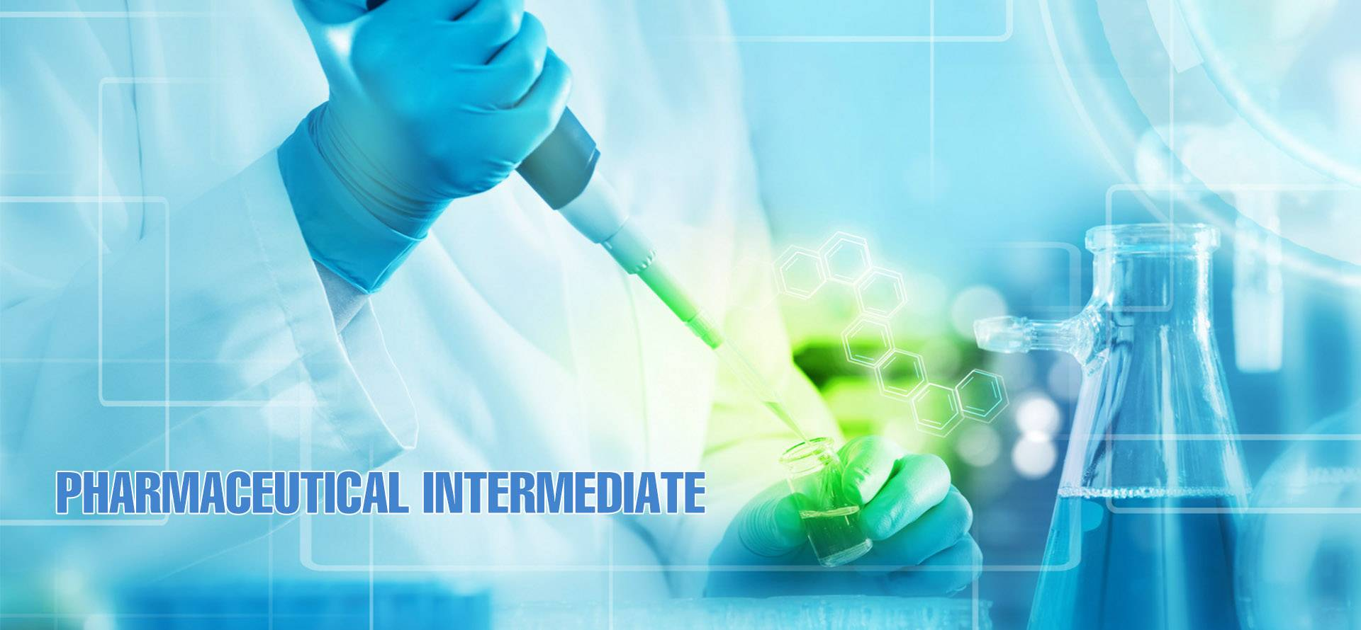 PHARMACEUTICAL INTERMEDIATE