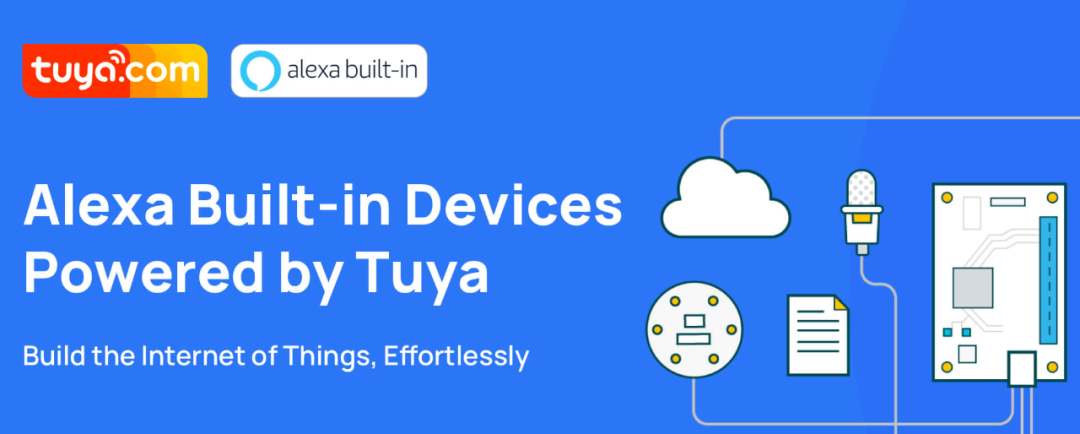 Tuya Smart announces to become an Alexa voice service system integrator, empowering developers to innovate