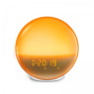 Factory Supply Tuya Smart Switch - Smart Alarm Clock Light – Ego