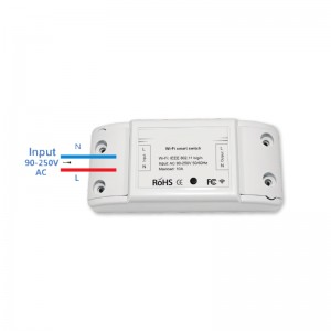 High reputation Smart Temperature Humidity Sensor - WiFi Smart Switch – Ego