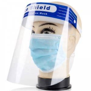safety Protective Faceshield Face Shield Visor