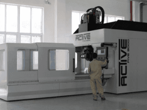 CNC Machining Manufacturing Process