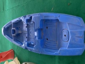 Kayak – PE rotatioanal molded – Customized Design