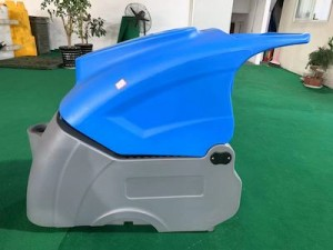 Roto Molded Shell for Cleaning Machine