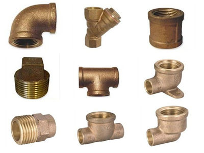 high quality precise large copper casting Featured Image