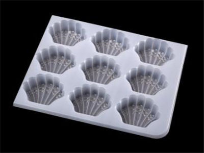 for customized, wholesale,clear pvc/pet vacuum formed plastic tray