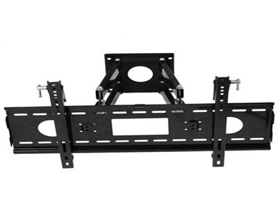 high quality angled tv wall mouted hanging bracket/ rack