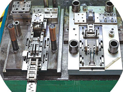 rining progressive stamping die progressive metal stamping tool molds