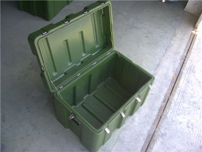 china manufacturer tricases rs890 rotational mold plastic hard military case transportation case