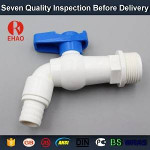"1/2"" pp tap for garden and bibcock for water supply with high quality"