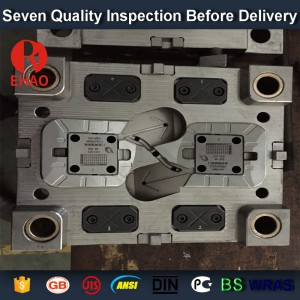 runner design for injection molding