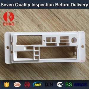 New promotional auto parts injection molding of manufacturer