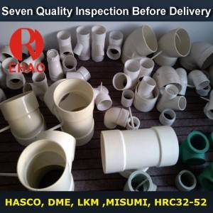 injection molded plastic parts manufacturers, pipe fitting mould