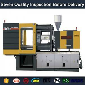 120t Injection machine manufacturer