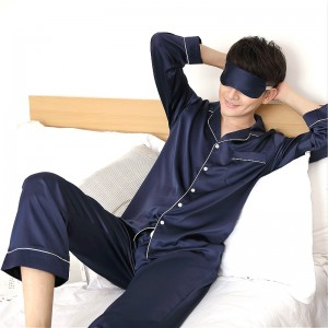 Men's Sleepwear with Eye Mask EIT-031