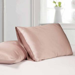 Big discounting Pink Silk Comforter -