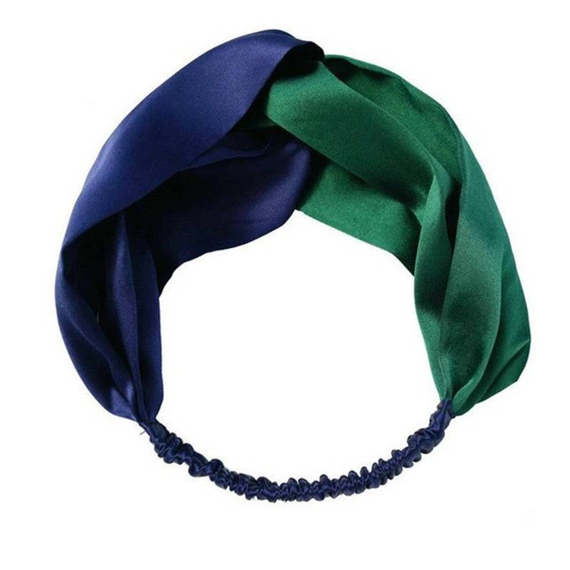 Vintage 19 Momme Silk Headscarf EIT-054 Featured Image
