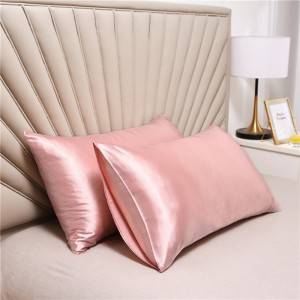 6A 19 Momme Envelope Silk Pillowcase