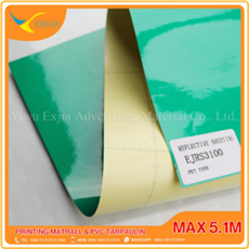 ECO-solvent Cetak MAGINETIC sheeting