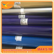 New Delivery for Vinyl Fabric -