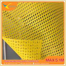 New Arrival China Printable Blockout Tarpaulin -