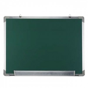 60x45cm magnetic green board with aluminium frame