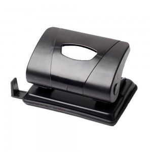 Office plastic 10 sheets 2 holes paper punch