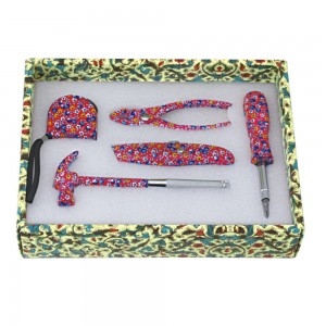 Floral design 5 pieces hand tool set