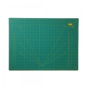 Office desktop 5 layers A2 size paper cutting mat