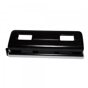 Office metal quality 16 sheets 4 holes paper punch