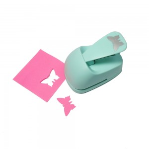 DIY big size butterfly shaped craft paper punch