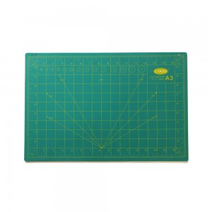 Flexible PVC 5 layers A3 size paper cutting mat
