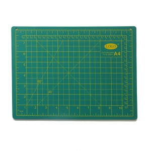 Office PVC 5 layers A4 size paper cutting mat