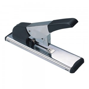 Office big size silver heavy duty 100 sheets stapler
