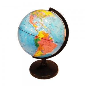 Student 20cm plastic world globe for children