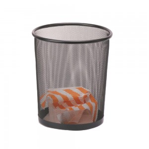 Small size office round paper waste basket
