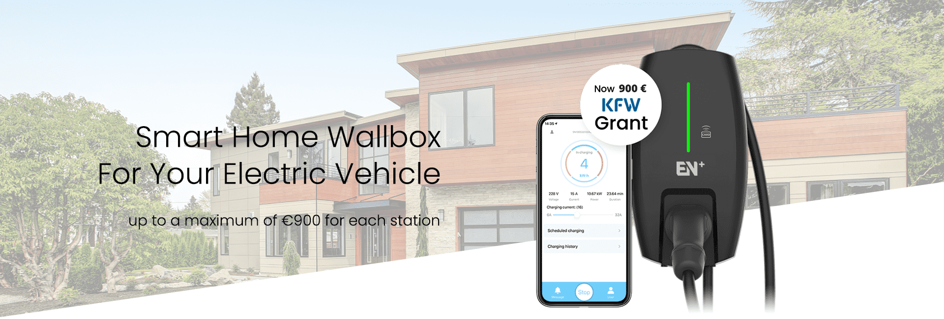 smart home series wallbox