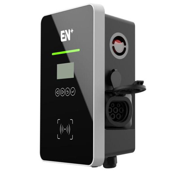 High Quality Ev Charging Station - AC Single-phase 7KW Commercial Charger – EN-plus